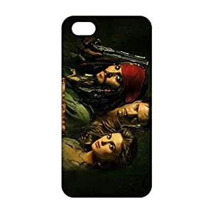 Cool-benz Pirates of the Caribbean (3D)Phone Case for iPhone 5s