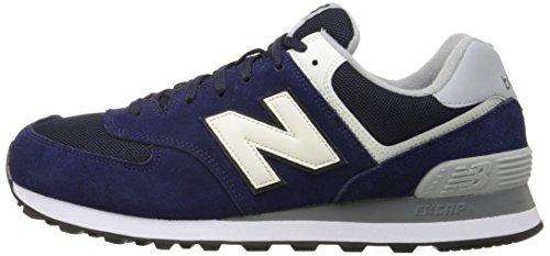 Homme New Bleu Baskets Red blue Wl574v1 Balance Basses IvI6w