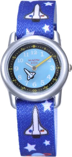 MAOW watch for Kids Rocket Boys MK100-06