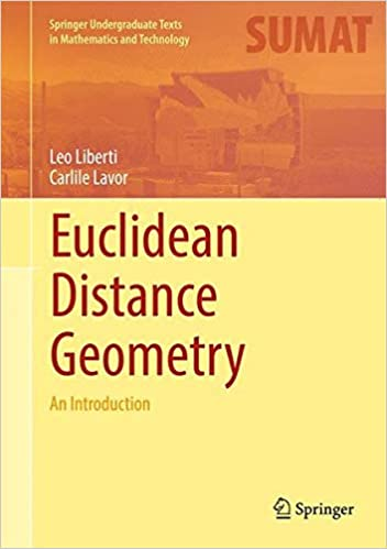 Euclidean distance geometry an introduction springer undergraduate euclidean distance geometry an introduction springer undergraduate texts in mathematics and technology 1st ed 2017 edition fandeluxe Choice Image