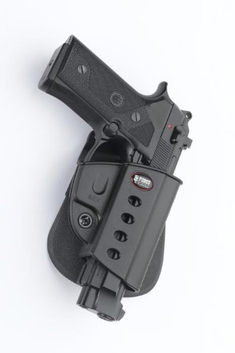 Fobus VPQ Evolution Holster for H&K USP Compact & Full Size .45, VP9SK, Taurus G2C 9mm, PT111 G2 Walther PPQ Classic & M2 9mm &.40, Right Hand Paddle