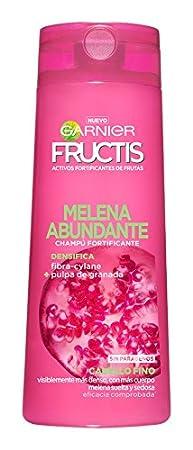 Garnier Fructis Champú Melena Abundante - 360 ml: Amazon.es: Amazon Pantry