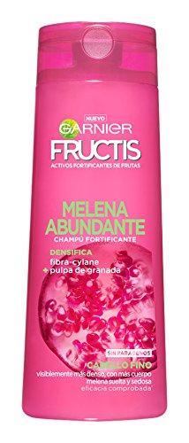 Garnier Fructis Champú Melena Abundante - 360 ml