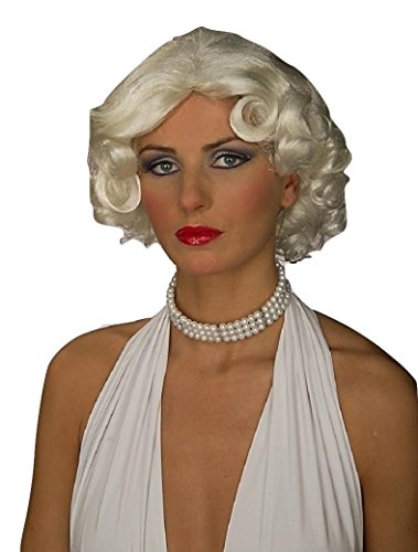 Forum Hollywood Movie Star Wig, Blonde, One Size