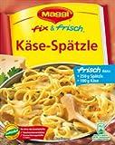 Maggi Fix & Frisch Käse-spätzle (Cheese Spätzle Mix), 35g