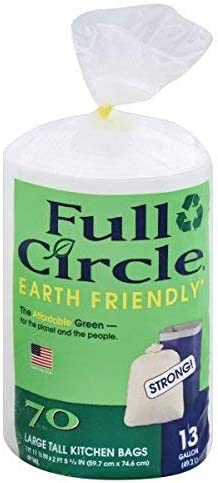 Full Circle Recycling Kitchen Gallon