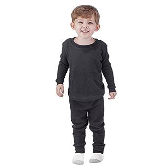 Amazon.com: Zero Degree Boys Thermal Long Underwear Set: Clothing
