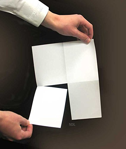 Post card paper stock