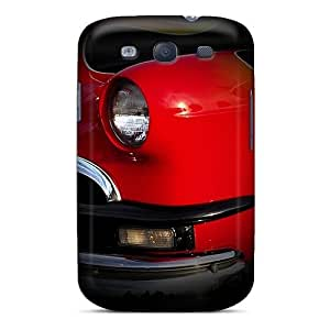 Durable Case For The Galaxy S3- Eco-friendly Retail Packaging(hot Rod)