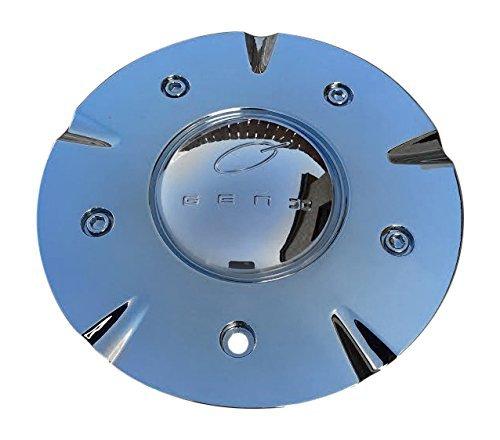 GEN X GENX Chrome Wheel Center Cap EMD02-GX-7