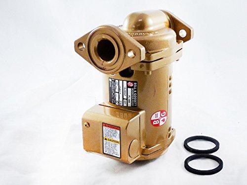 Bell & Gossett 1BL003LF  Pl Series Circulator Pump Pl-36B Bronze 115V, 0.616'' x 0.616'' x 0.616'' by Bell & Gossett