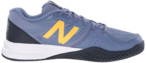 New Balance Men's Cushioning Tennis Shoe Grey