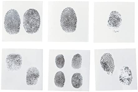 6450191e7 Buy Fingerprint Tattoos (72 Pcs) Temporary Tattoo. Safe And Non Toxic.  Online at Low Prices in India - Amazon.in