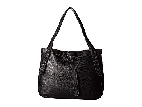 The Sak Women's Terrace Belted Shopper by The Sak Collective Black One Size