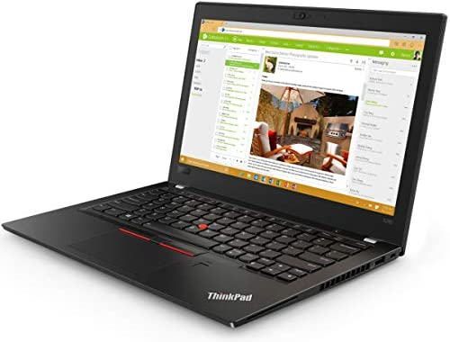 Lenovo ThinkPad X280 Windows10 Pro 64bit 第8世代 Corei5 8GB SSD256GB