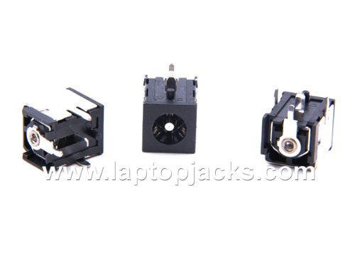 Toshiba Satellite M30X, M35X, A70, A75, A79, 1400, 1800, 1900, 1905, 1955, 2400, L10, L15, L25, L35 Tecra L2 DC Power Jack - A75 Power Jack