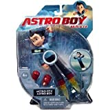 Astro Boy The Movie Deluxe Light Up Action Figure Metro City Astro Boy