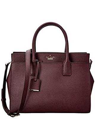 Kate Spade New York Cameron Street Candace Leather Satchel