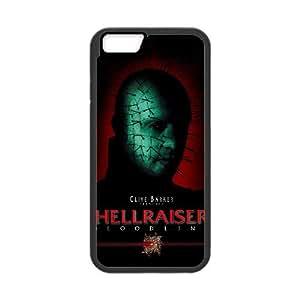 Resolución Hellraiser Bloodline Alto cartel iPhone 6 4.7 pulgadas del teléfono celular funda Negro caja del teléfono celular Funda Cubierta EEECBCAAJ78065