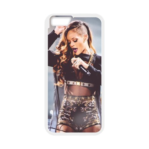"""LP-LG Phone Case Of Rihanna For iPhone 6 Plus (5.5"""") [Pattern-6]"""