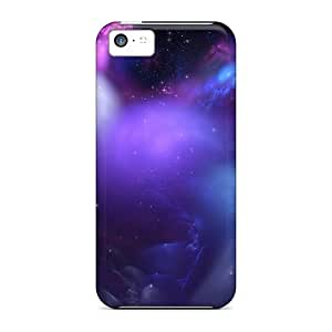 Iphone 5c Cases Slim [ultra Fit] Space 3 Protective Cases Covers