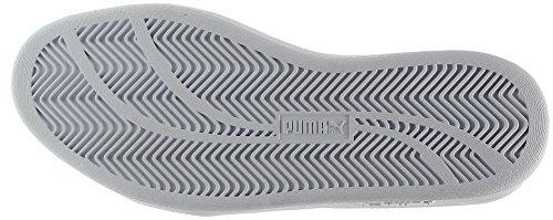Puma Femmes Mcq Brace Lo Ankle-haute Sneaker De La Mode Wht-glaciergray-mojavedesert