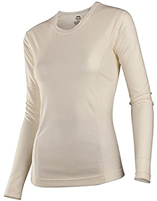 ColdPruf Women's Classic Base Layer Long Sleeve Crew Neck Top