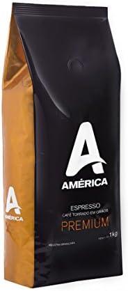 Café em Grãos America Premium 1Kg