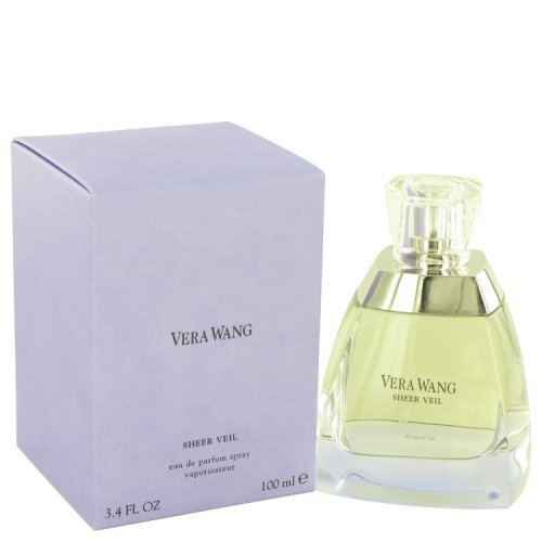 (Vera Wang Sheer Veil - For Women 3.4 Oz Edp Spray)
