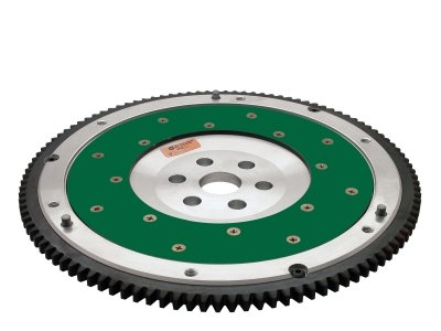 Fidanza Performance 191161 Flywheel-Aluminum PC H1 High Performance Lightweight with Replaceable Friction