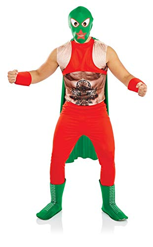 fun shack Men's, Mexican Wrestler X-Large