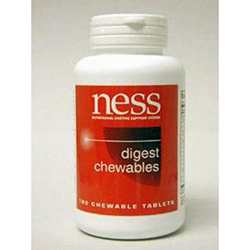 NESS Enzymes Digest Chewables Tablets product image
