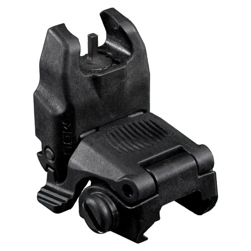 Magpul Gen 2 MBUS Front Flip Sight, Black, Outdoor Stuffs