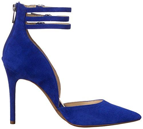 Jessica Simpson Dames Linnee Pump Blauw Violet