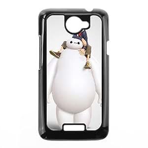 Big Hero 6 HTC One X Cell Phone Case Black F2930010