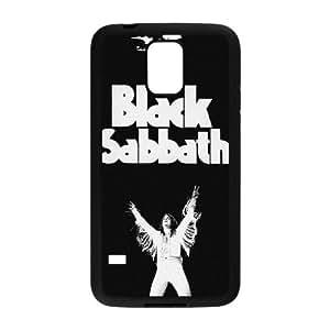 Black Sabbath Samsung Galaxy S5 Cell Phone Case Black Customize Toy zhm004-3898161