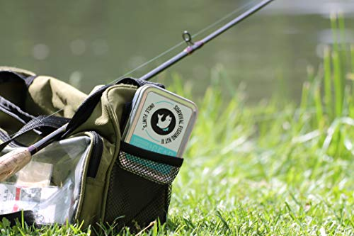 Uncle Flint's Survival Fishing Kit