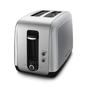 KitchenAid KMT211CU 2-Slice Toaster, Contour Silver