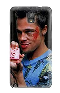 Premium Tpu Fight Club Cover Skin For Galaxy Note 3