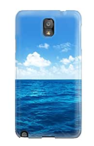 Galaxy Note 3 Cover Case - Eco-friendly Packaging(waters Water Backgrounds)