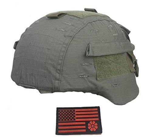 MICH 2000 Ver2/ACH Tactical Multicam Helmet Cover -