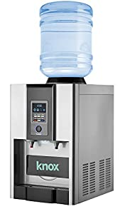 Knox Tabletop Hot/Cold Water Cooler and Instant Ice Maker, Best bang for your buck!
