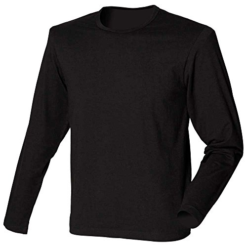 Skinni Fit Modern Long Sleeve T Shirt