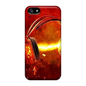 Iphone 5/5s Cases Covers With Shock Absorbent Protective IWe4553tVoe Cases
