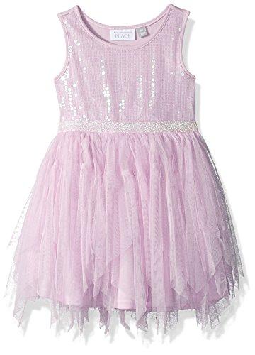 Infant Baby Girls Sleeveless Dress - 7
