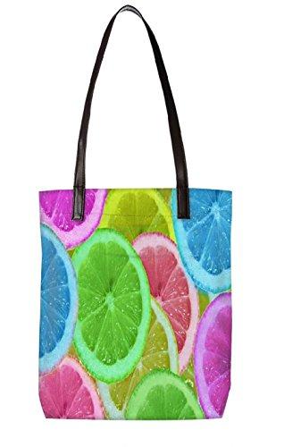 Snoogg Strandtasche, mehrfarbig (mehrfarbig) - LTR-BL-3215-ToteBag