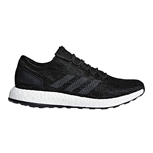 Grey Men's Performance Shoe Running adidas Black Pureboost White HOUq4wp6