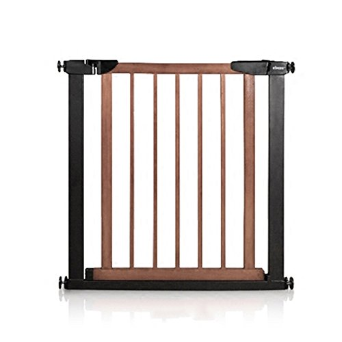 - Bed Rails YNN Solid Wood Children's Safety Door Auto-Close Fence Stair Gate Door Extension (Size : 103-110(+28cm))