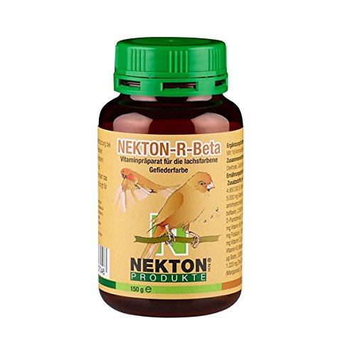 Nekton R-Beta Enhances Red Color in Birds, 150gm by Nekton