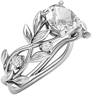Retro Ice Pink or Green Crystal Ring Luxury Defined Stainless Steel Ring